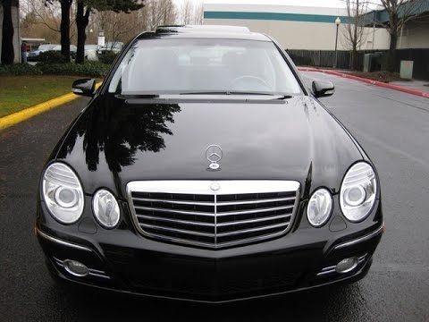 2008 mercedes benz e350 youtube for 2008 mercedes benz e350 for sale