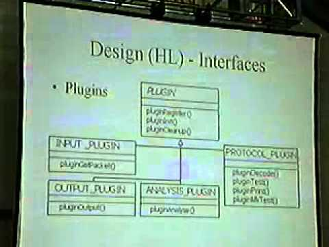 DEF CON 10 Hacking Conference Presentation By Ian Peters - Extensable IDS - Video