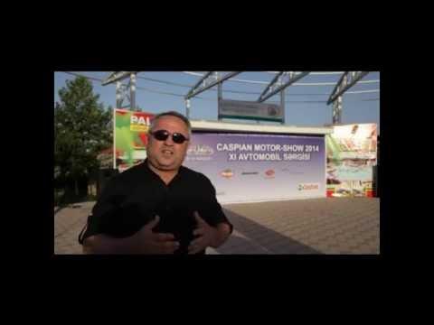 Caspian Motor Show-2014 (1 hissə)