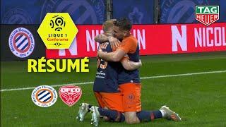 Montpellier Hérault SC - Dijon FCO ( 2-1 ) - Résumé - (MHSC - DFCO) / 2019-20