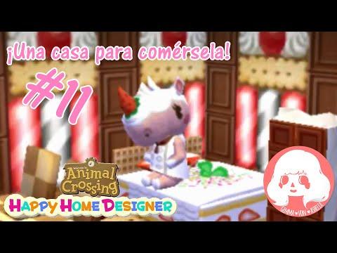 Animal Crossing Happy Home Designer - #11 - Una casa para ...