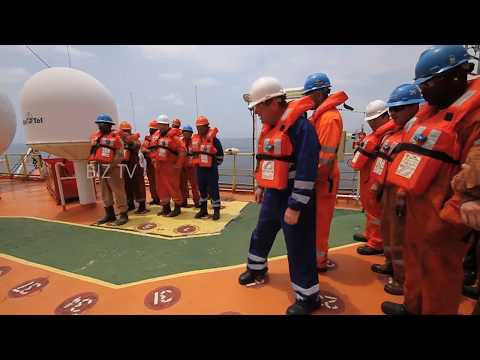 Jasper Offshore Safety Induction Video