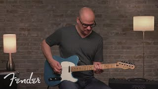 Player Series Telecaster Demo | Fender