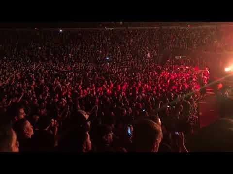 Slayer live in San Diego 2018, Hell Awaits