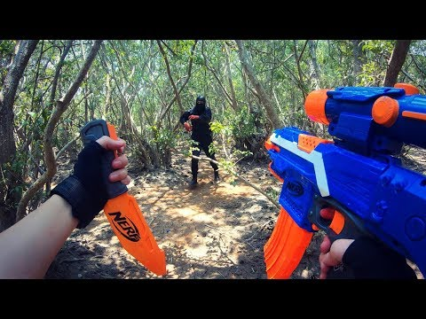 Nerf Zombie War: The Zombies Are Coming! (First Person Shooter)