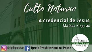 Culto Noturno - 04.10.2020