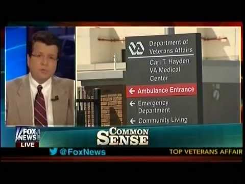 Veterans Affairs Scandal - Enough With The V.A. Screw Up - Cavuto Common Sense