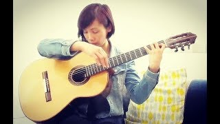 Nothing's Gonna Change My Love For You (Classical Guitar Cover)- Kimmy Kwong