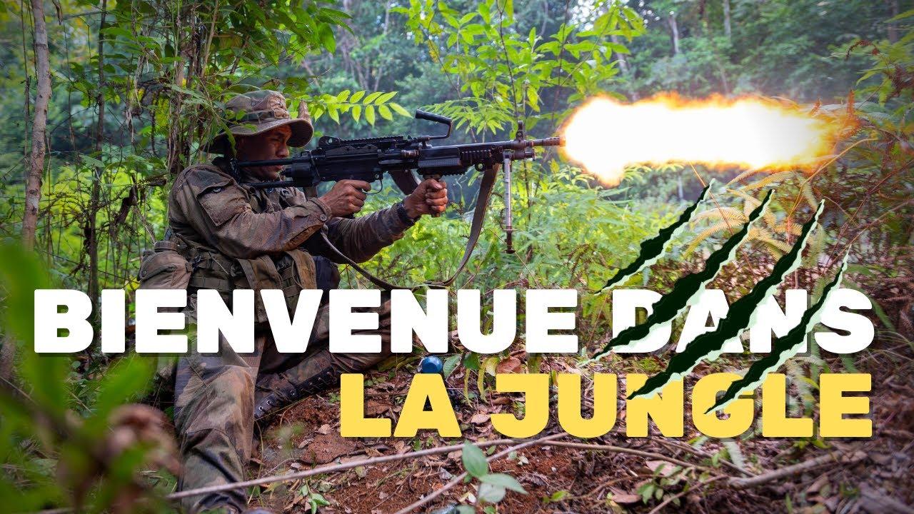 Stage Jaguar en Guyane - YouTube