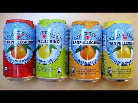 Sanpellegrino - Italian Soft Drinks