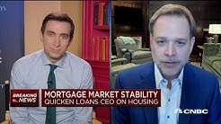 The state of the mortgage market amid coronavirus: Quicken Loans CEO