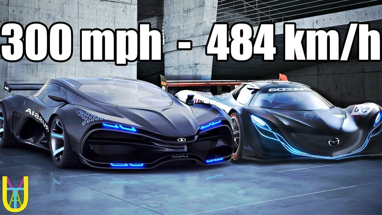 Fastest Car In The World >> Top 10 Fastest Cars In The World 2019