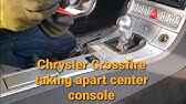 Fuse Box Location And Diagrams Chrysler Crossfire 2004 2008 Youtube
