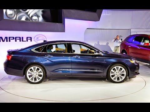 2016 Chevy Impala - YouTube