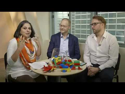 UNICEF and LEGO Foundation experts talk about the importance of play