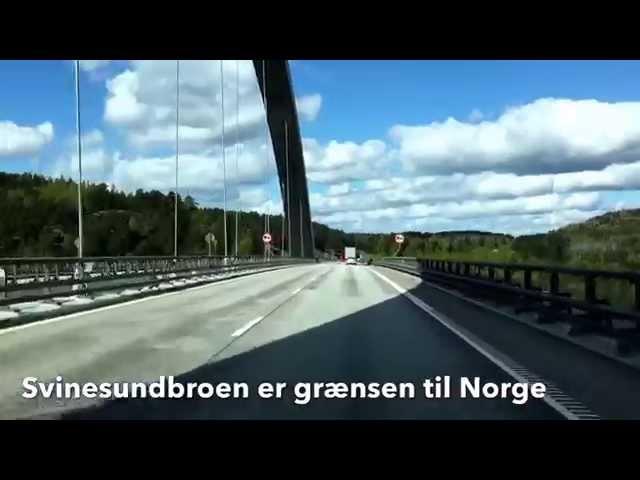 Jagten på det tunge vand - film 1 - København til Oslo