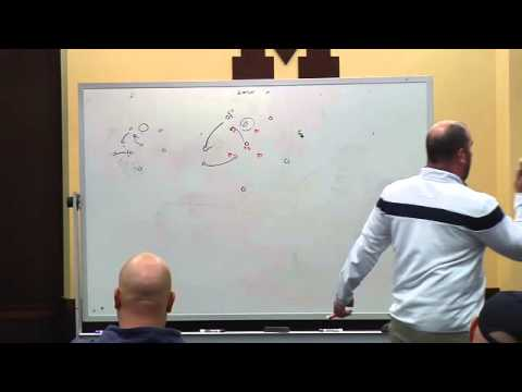 Coaches Clinic #3 - Fundamentals of Extra Man Offense with Coach Ford