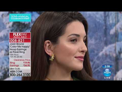 HSN | Fashion Jewelry Clearance Up To 60% Off 12.21.2017 - 02 PM
