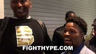 SHAWN PORTER REACTS TO ERROL SPENCE STOPPING LAMONT PETERSON; PLUS METTA WORLD PEACE