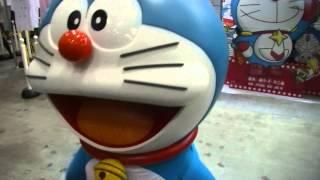 カメラ大好きドラえもん Doraemon heading for the camera:AnimeJapan(アニメジャパン)2015