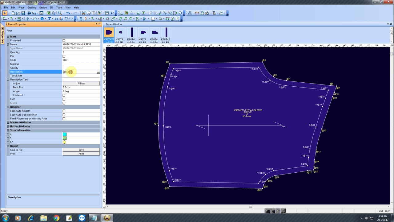 DXF FILE/How to open DXF File by Optitex Software ...