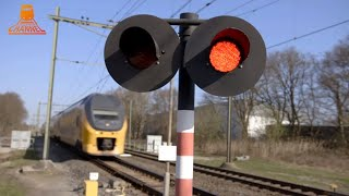 DUTCH RAILROAD CROSSING - Heeze - Het Heike