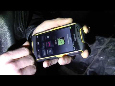 китайский защищенный телефон DISCOVERY v5 land rover (chinese rugged phone)