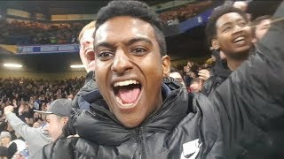 CHELSEA 3-0 MALMO MATCHDAY VLOG || MATCHDAYS WITH LEWIS