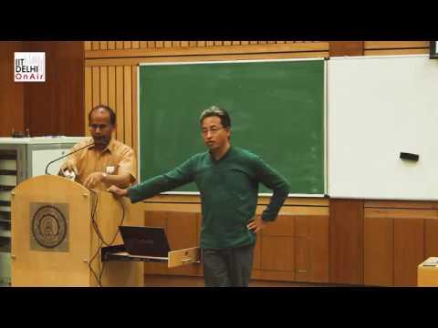 Sonam Wangchuk at IIT Delhi | Human Values and Technology