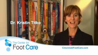 Center for Foot Care Dr. Titko June 2014 HD Commercial