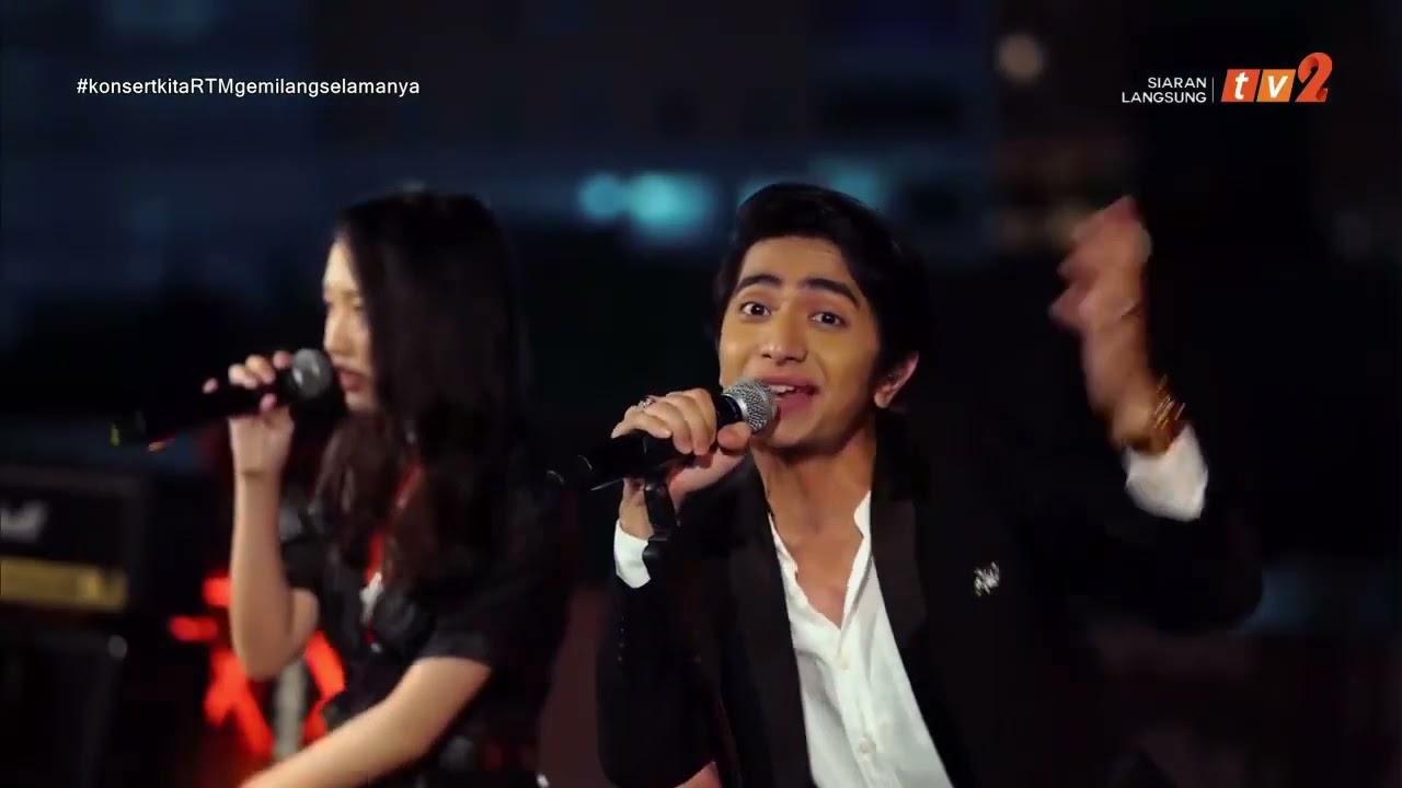Floor 88 buat Konsert kat Rooftop Angkasapuri ? | Hutang ft. Sera Bintang Kecil