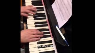 Обучение игре на пианино с нуля
