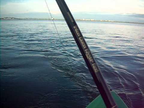 Fishing Catfish from a Kayak (Nun
