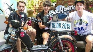 Das große Recap des Kliemannsland Mofarennens | MoinMoin mit Mark, Krogi & Bella