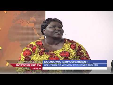 Bottomline East Africa 8th March 2016 [Part 3]: International Women's Day - Closing the gap