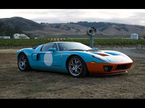 Heritage Ford Gt Road Test And Review
