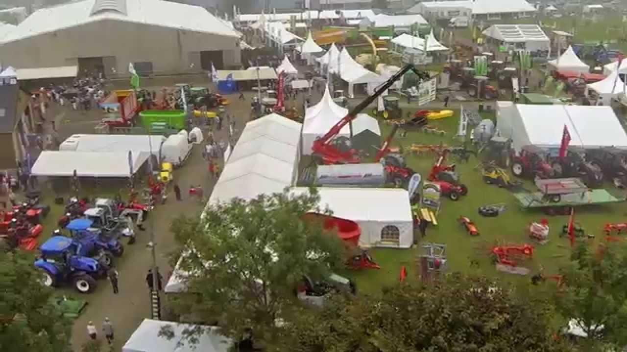 Foire agricole de battice 2014 youtube for Foire de moulins 2017