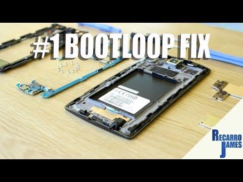 The Quickest, Safest Bootloop Fix!!!