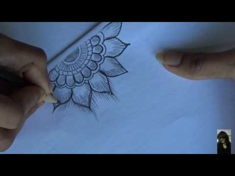 DIY: How to Make Mehndi Design (New)