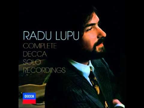 Radu Lupu 32 Variations Beethoven,
