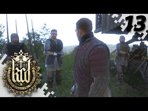 KINGDOM COME: DELIVERANCE - 4 On 1! - EP13 (Gameplay)