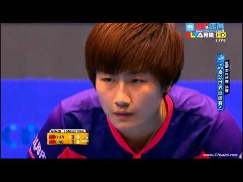 2015 Grand Finals (Ws-Final) DING Ning - CHEN Meng [HD1080p] [Full Match/Chinese]