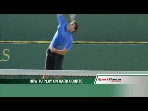 Tennis Court Surfaces | How To Play On Hard Tennis Courts
