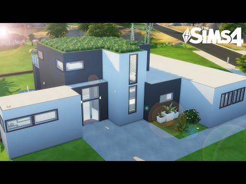 MAISON MODERNE - Construction Sims 4