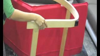 DIY Folding Rocking Chair Video