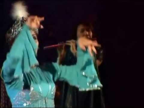 Гульнара Саитова - танец Тановар.