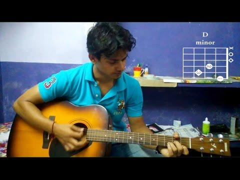 Raaz Aankhein Teri || Complete & Proper Guitar Chords Lesson