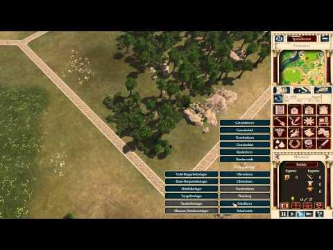 Caesar 4 - Imperium #01.1 - Viminacium - Let's Play [Deutsch / Full HD]