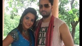 Bhojpuri film Saiyan Tofani shooting