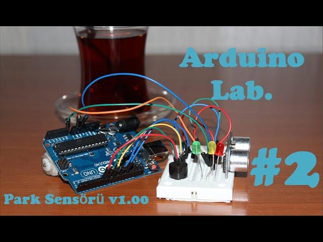 Arduino Ile Park Sensoru Yapimi Video Mas Popular